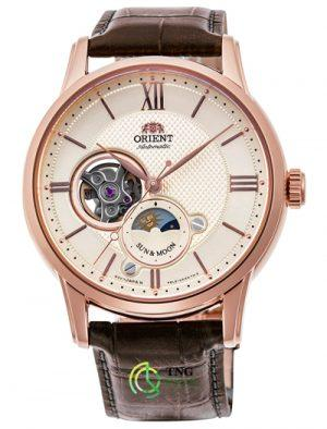 Đồng hồ Orient SUN and MOON RA-AS0003S00B