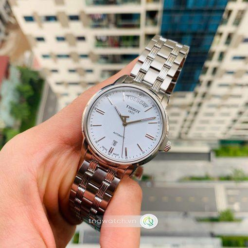 Đồng hồ TISSOT Automatic III Day Date T065.930.11.031.00