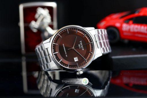 Đồng hồ Tissot Automatic Luxury Powermatic 80 T086.407.11.291.00