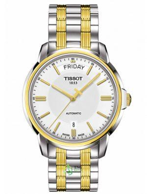 Đồng hồ Tissot Automatic III Day Date Mens T065.930.22.031.00