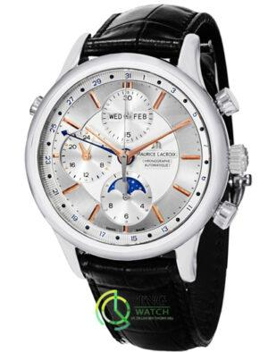 Đồng hồ Maurice Lacroix Moonphase LC6078-SS001-131-1