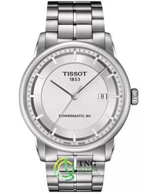 Đồng hồ Tissot Automatic Luxury Powermatic 80 T086.407.11.031.00
